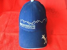 2010 OLYMPIC WINTER GAMES HAT