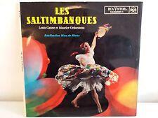 Les saltimbanques Operette LOUIS GANNE / MAX DE RIEUX JANINE MICHEAU 530008 009