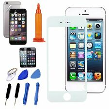 White Front Outer LCD Screen Glass Lens Replacement Repair For iPhone 7 Plus