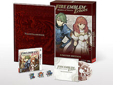 Fire Emblem Echoes: Shadows of Valentia Limited Edition - 3DS Pre-Order