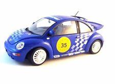 VOLKSWAGEN NEW BEETLE RACING 1999 N.35 SOLIDO 1:18 DIECAST CAR COLLECTOR'S MODEL