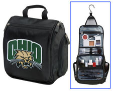 Ohio University Bobcats Toiletry Bag- Shaving Kit -Travel Bag Dopp Kit Men Women