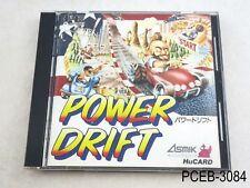 Power Drift PC Engine TurboGrafx-16 Japanese Import Japan PCE JP US Seller B