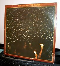 """BOB DYLAN / THE BAND.  """"BEFORE THE FLOOD""""  ISLAND UK 1974 DBL. G/F."""