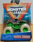 Hot Wheels 2020 Monster JAM Grave Digger Series 11 Ford Panel Van Beige Tyres