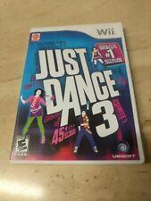 Just Dance 3 Nintendo Wii Ubisoft