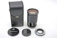 Tamron 35-135mm f3.5-4.2 Adaptall 35-135 Macro Lens+22A+Olympus OM Mount++BEAUTY