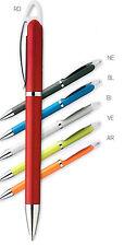50 PENNE PERSONALIZZATE  colore a scelta