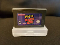 Mario vs Donkey Kong (NFR) - Authentic - Cleaned & Tested (Nintendo GBA)