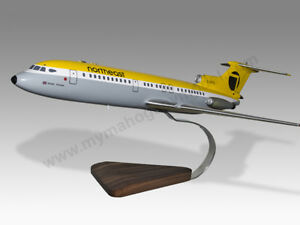 Hawker Siddeley Trident-1E Northeast Airlines British Airway Replica Model