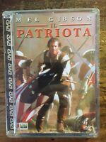 IL PATRIOTA - MEL GIBSON HEATH LEDGER ROLAND EMMERICH - DVD