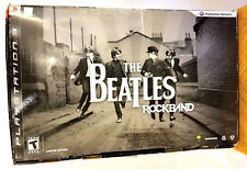 The Beatles: Rock Band Limited Edition (Sony PlayStation 3 ) NIB GAME PARTS ONLY