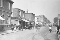 Csg-8 Post Office, High Street, Feltham, Middlesex. Photo