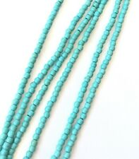 3mm Turquoise Round Gemstone beads Gemstone Beads-Jewelry Supplies