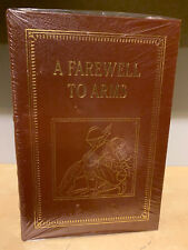 Easton Press A Farewell To Arms by Ernest Hemingway 100 Greatest NEW/ Sealed