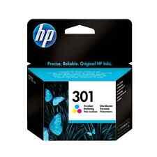 ORIGINAL HP Tintenpatrone 3-farbig Nr. 301 CH562EE PATRONE Tinte NEU