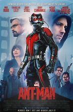 """~~ PAUL RUDD & PEYTON REED+1 Authentic Hand-Signed """"ANT-MAN"""" 11x17 Photo ~~"""