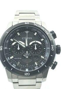 Citizen Ecosphere Men's Chronograph Watch CA4150-67E