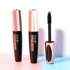 4D Silk Fiber Lash Mascara Waterproof 3d Mascara Eyelash Black Thick-Eye-Lashes