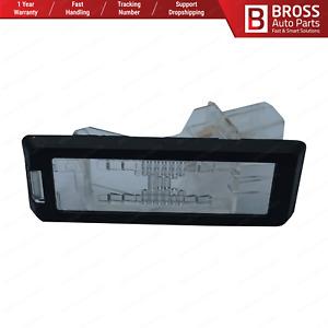 BSP944 Number Plate Lighting Lamp 8200013577 for Dacia Duster Renault Fluence