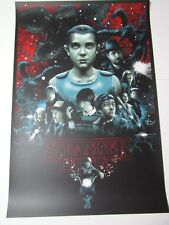 Stranger Things Limited Edition Screen Print by Vance Kelly - Mondo Artist
