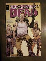 Walking Dead #53 NM (2008) Image comics Kirkman - First Appearance Abraham