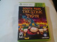 South Park: The Stick of Truth (Microsoft Xbox 360, 2014) Tested Fast Shipping