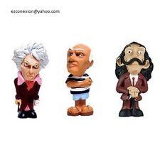 Artist Little Giants Dolls Beethoven Picasso Salvador Dali Little Giants New box