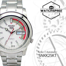 Seiko Men 5 Automatic Watch SNKK25K1