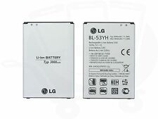 Original LG OEM BL-53YH BATTERY For LG G3 VS985 F400 D850 D855 3000mAh