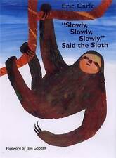 Slowly, Slowly, Slowly, Said the Sloth (Picture Puffin)-ExLibrary