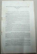 Annual Mining Report. Qld. 1899.