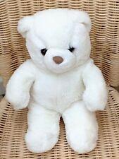 Persil White Bear Soft Toy Plush Cuddly Teddy 1996