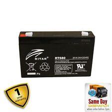 3fm7, Battery, 6 volt 7 amp, (8Ah) Sealed Lead Acid, Rechargeable
