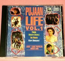 VARIOUS ARTISTS: PUJAAN LIFE VOL.1 (1992/SINGAPORE)  MALAY CD