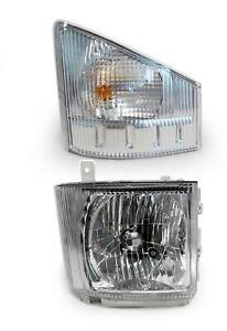 GMC TRUCK W3500 W4500 W5500 2008-2015 RIGHT TRUCK HEADLIGHT SIGNAL LIGHT