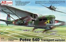 AZ Models 1/72 Potez 540 trasporto VERSION # 7576