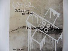 Ich + Ich Pflaster Remixes Promo Maxi - CD 2009 Adel Tawil Vom selben Stern rar!