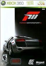 Forza Motorsport 3 + Unused Dlc!! Xbox 360 Racing Kids Video Game III Best Price