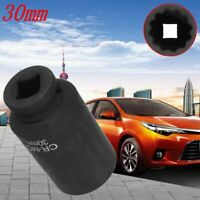 "1Pc 30MM 1/2"" Drive 12 Point Spindle Axle Nut Socket For Toyota Lexus NEW +  .-"