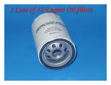 12 Engine Oil Filter Service Pro M4011 Fits: BUICK CADILLAC CHEVROLET GMC ISUZU