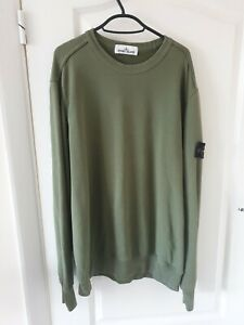 GENUINE MENS STONE ISLAND SWEATSHIRT