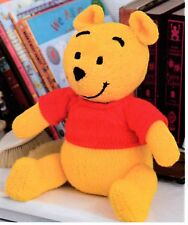 Winnie the Pooh Toy Knitting Pattern (159)