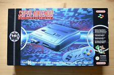 SNES - Super Nintendo Konsole mit Original Controller in OVP