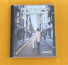 Oasis ( What's the Story ) Morning Glory ? MiniDisc Mini Disc MD