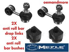 MEYLE ANTI ROLL BAR DROP LINKS AND BUSH KIT GOLF MK3 GTI VR6 (AXLE SET)
