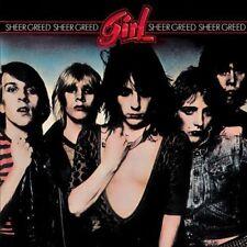 GIRL - SHEER GREED (LIM.COLLECTORS EDITION)   CD NEUF