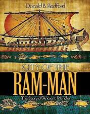 City of the Ram-Man. The Story of Ancient Mendes by Redford, Donald Bruce (Hardb