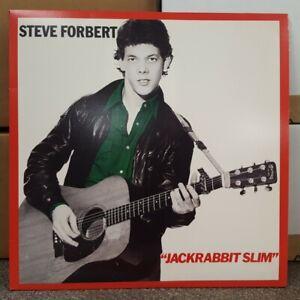 Steve Forbert – Jackrabbit Slim - Red Vinyl Limited Edition - 500 Copies