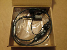 NEW Harris AN PRC 152 & 152A Headset Headphones W/PTT 6 PIN RF-5961-HS005 AN/PRC